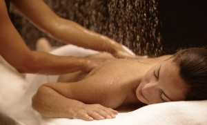 Rien ne vaut un massage manuel pour se remettre d'aplomb !