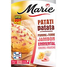Une des 4 Patati Patata de Marie