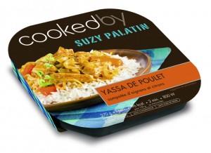 Petite quantité et goût pas assez relevé pour la dernière sélection de Cookedby