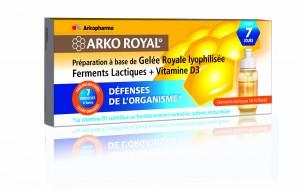 Arko Royal pour stimuler les défenses naturelles des adultes