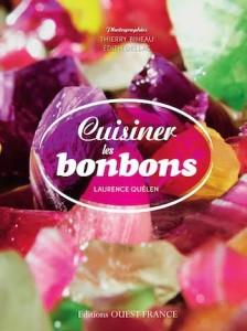 Pour cuisiner avec un bonbon comme ingrédient