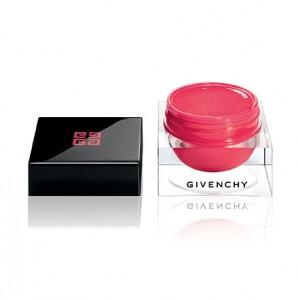 Etonnante matière semi plastifiée du blush Givenchy