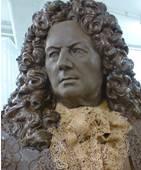 Une partie de la sculpture Grand Siècle de Léonidas