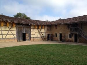 Un autre bâtiment