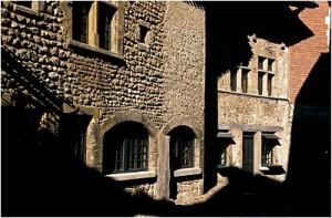 Maisons médiévales de Pérouges