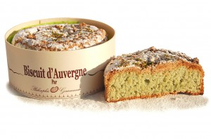 Le Biscuit d'Auvergne Pistache