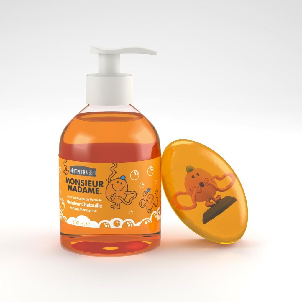 Au parfum mandarine
