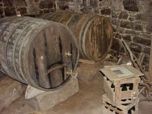 Tonneaux de fermentation