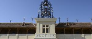 Château Angélus : façade et coursive