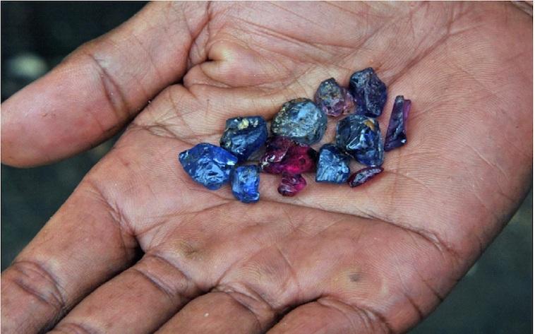 moins cher sélectionner pour l'original coût modéré Sri Lanka, la terre des saphirs – L'Evasion des Sens