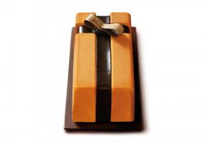 La bûche cadeau de Thiriet