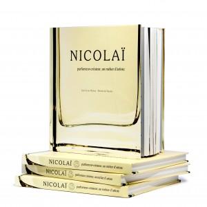 Le livre de Patrica de Nicolaï