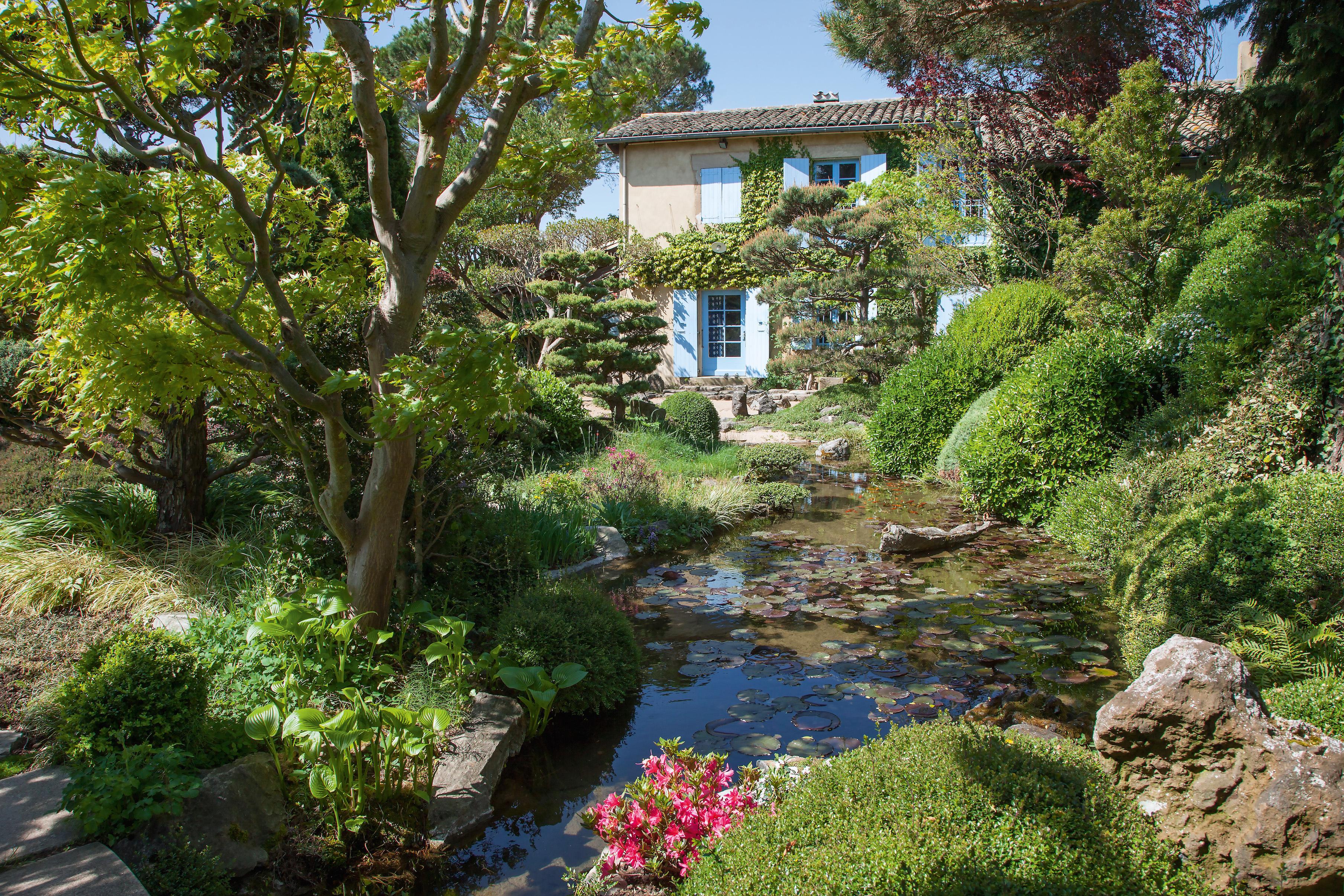 L 39 evasion des sens le livre du bon usage du jardin zen for D jardin