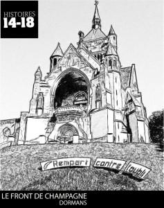 Le mémorial de Dormans des batailles de la Marne