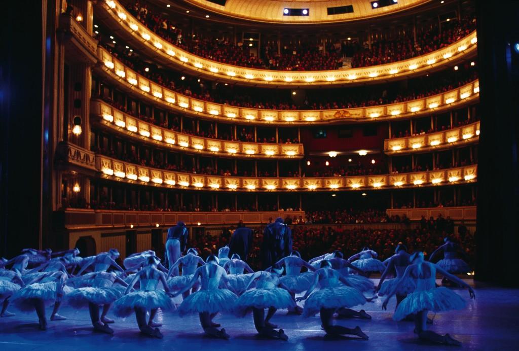 L'opéra et la danse occupent une place majeure dans la vie viennoise