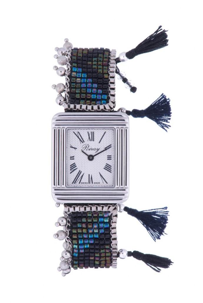 Tonalités de bleu ou turquoise corail pour ces bracelets Hipanema