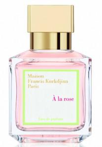La rose de Maison Francis Kurkdjian