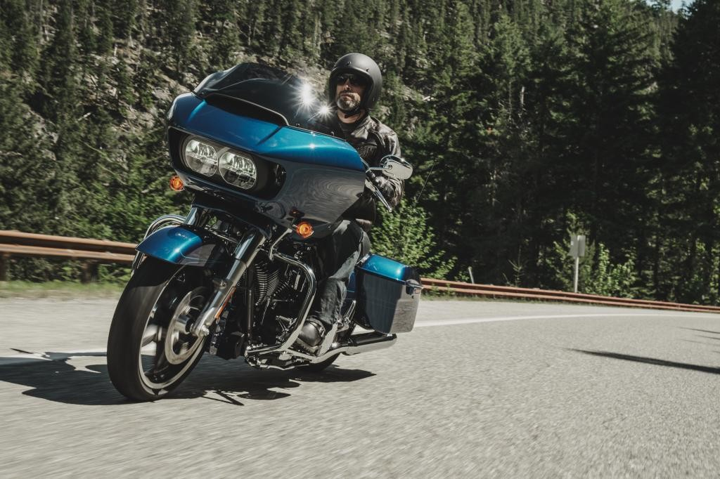 Un essai sur une moto de légende ?