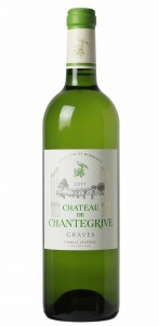 Château de Chantegrive blanc