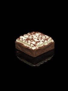 Tartelette vanille café chocolat