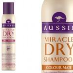 Rien n'est plus pratique qu'un shampooing sec quand vous êtes pressé