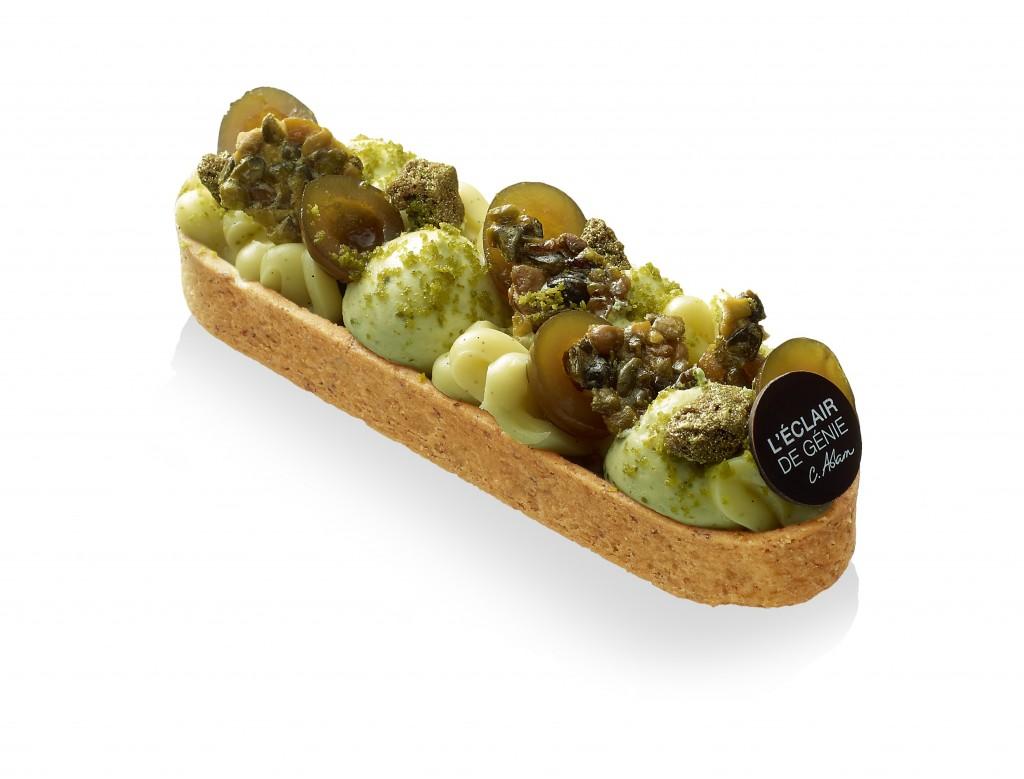 Saveur inédite et ensoleillée pour la barlette pistache olive d'Adam