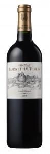 Un grand Bordeaux le Larrivet Haut-Brion 2008 rouge