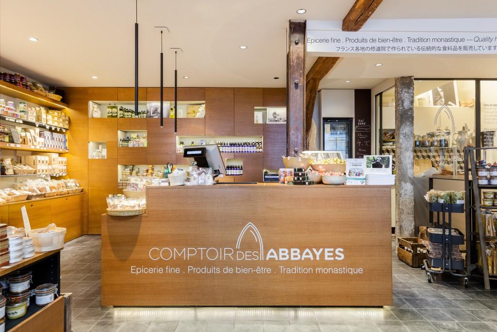 Le Comptoir des Abbayes