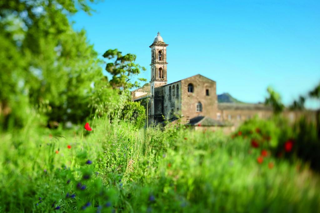 En Corse le couvent San Francescu restauré grâce à l'Eaudecouvent