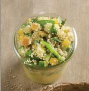 De superbes salades à composer soi même chez Exki