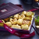 Pâtisseries en boîte Noura