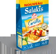 Le Salakis existe aussi à griller