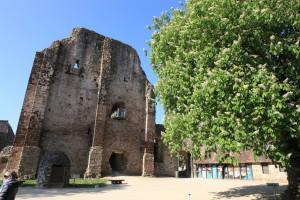 Le château de Ste Suzanne
