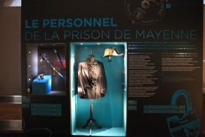 Un musée autour de l'univers carcéral du lieu