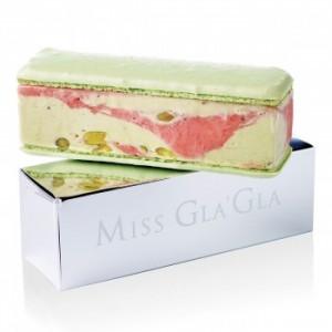 Miss Gla'Gla Montebello à la pistache