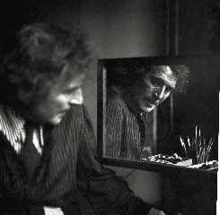 Marc Chagall à Paris en 1930