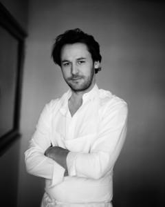 Mathieu Pacaud, le jeune chef