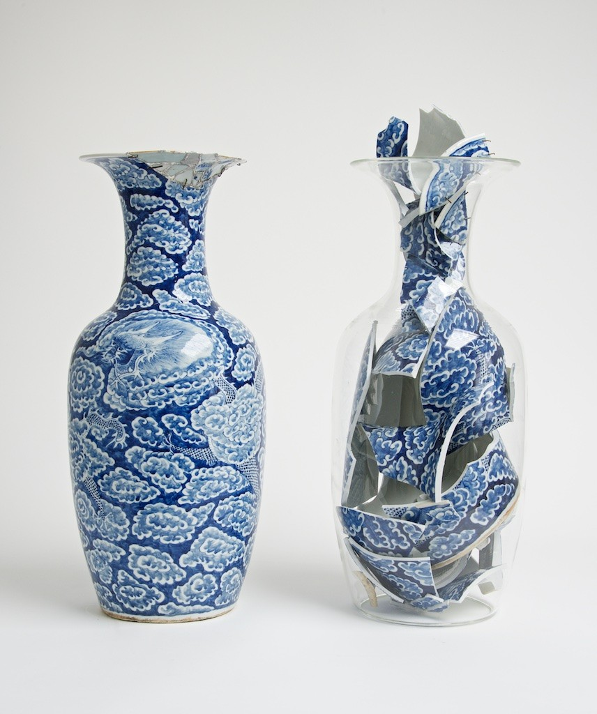 Vases de Tim Higgings