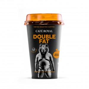 Double  Fat, le gobelet bien crémeux de Café Royal