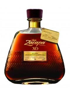 La belle bouteille du Zacapa XO