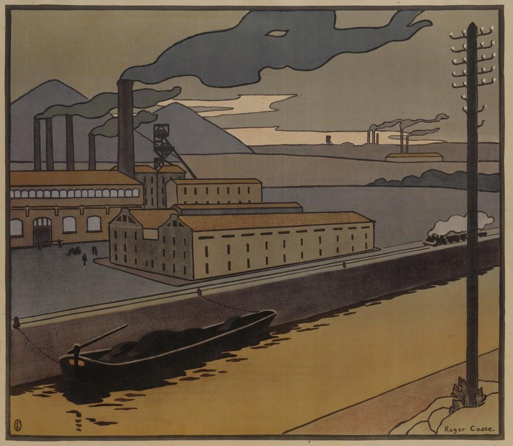 L'usine de Roger Casse