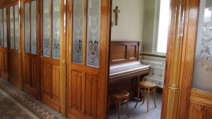 Pour une leçon de piano privée...