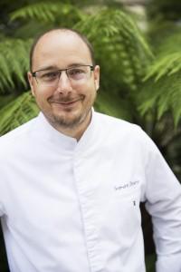 Le chef Stéphane Duchiron