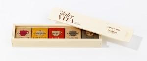 Dolce Vita, le plumier de napolitains de Café Tasse (8, 70 €)