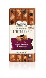 Les recettes de l'atelier : Nestlé