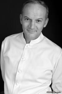 Christian Le Squer, portrait de G Dacquin