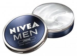 Pour les hommes une Nivea aussi