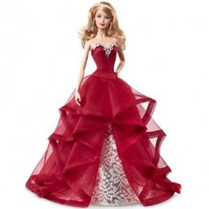 La Barbie merveilleux Noël