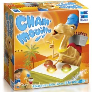 Le jeu Cham'mouille de Megableu
