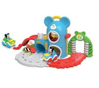 Garage Mickey pour les petits